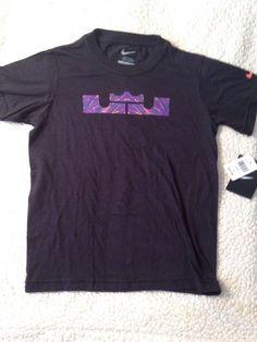 Nike Lebron Instinct T-Shirt Preschool Size 6  Nike  Everyday Nike Lebron ae6d98508