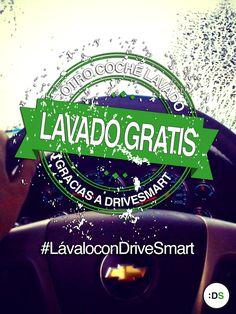 Coche recién lavado = Conductor DriveSmart #LávaloconDriveSmart