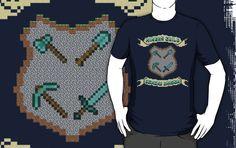 #Minecraft Miners Guild by Purplecactus