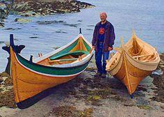 traditional norwegian wooden boat building - Google-haku | life | Wooden boat building,Boat ja ...