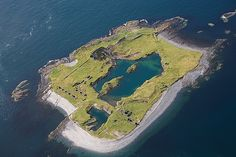 Belnahua; Scotland's slate islands