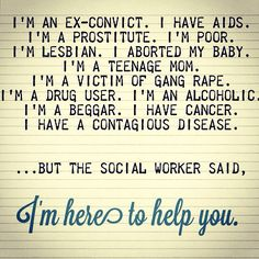 Social Work Mantra I Love Being A Social Worker   Social Work