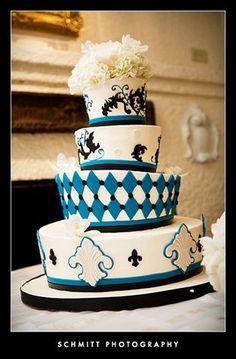Fantastic Simon Lee cake   Mill Photo Studio   Laguna Gloria Wedding