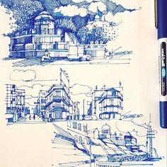 #sketch #pen #interiordesign