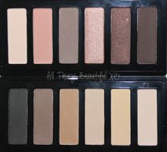 Beauty Brands vs Urban Decay Naked Basics Palettes Review, Swatches, & Eye Look + Video!