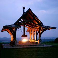 Afbeeldingsresultaat voor houtkachelschoorsteen tuinhuisje