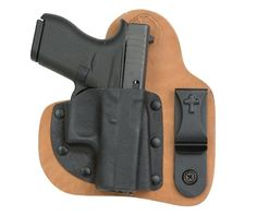 Have you been looking for the perfect way to carry? Marti Davis Afield reviews a variety of CrossBreed Holsters, LLC, several of which are perfect of lady shooters. http://www.womensoutdoornews.com/2014/10/review-crossbreed-holsters-just-men/ #holstersforwomen #womensconcealedcarryappendixcarry_HH_glock42_WEB