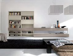 IKEA Wall Units Especially for TV: Astonishing Contemporary Living Room Standing Wall ~ boholmain.com Furniture Inspiration