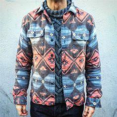 Jacket Style, Shirt Style, Print Jacket, Jackets Online, Casual Tops, Fashion Prints, Outerwear Jackets, Mens Fashion, Latest Fashion