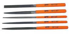 KTC / FILE SET 5 PIECES / TZKF105 / MADE IN JAPAN #KTC