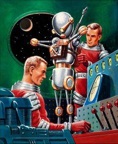 EDWARD (EMSH) EMSHWILLER Science Fiction Digest