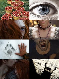 Scarlet by Marissa Meyer. I made this picspam, but the pictures used are not mine.