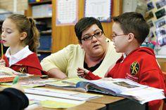Coulson: Too many public school teachers in America. Student enrollment increase of 8.5%. Teacher jobs increase 33%. America losing $ 210b annually. (via wsj)
