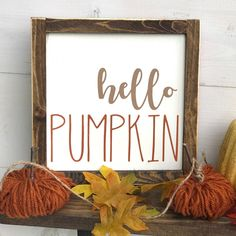 There are so many fun fall items in the shop!