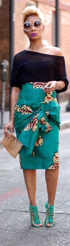 ~Latest African fashion, Ankara, kitenge, African women dresses, African prints,...