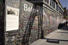 Before I Die Wall, Brooklyn