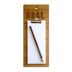 I will achieve my goals Clipboard