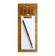 I will achieve my goals Clipboard