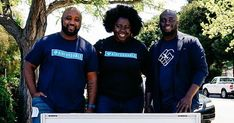 Founders - Craig Henry II, Ama Marfo, and Emmanuel Buah   Airfordable , launched by a group of Chicago-based Black entrepreneurs, allows u...