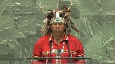 Opening Ceremony United Nations Permanent Forum on Indigenous Issues, 12th session - ECOSOC