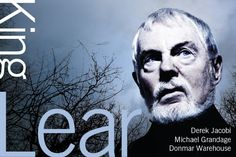 Looking forward to seeing Sir Derek Jacobi