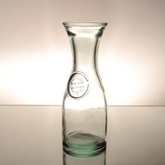 Grehom Recycled Glass Carafe (800 ml) - Authentic