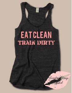 Great work out tanks at freedomringsapparel.com! Go to the Shop by category tabfitness for all exercise related items!