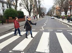 London Abbey Road