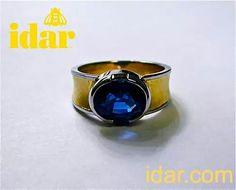 Idar sapphire ring