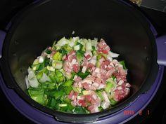 accompagnement riz poireaux lardons Guacamole, Risotto, Potato Salad, Cabbage, Rice, Potatoes, Vegetables, Ethnic Recipes, Blog