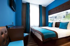 Nos chambres double  ©Delphine Coutant