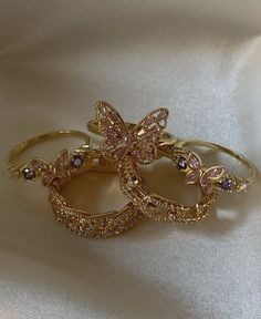 Nail Jewelry, Jewelry Rings, Jewelry Accessories, Jewlery, Silver Jewelry, Stylish Jewelry, Cute Jewelry, Fashion Jewelry, Style Fashion