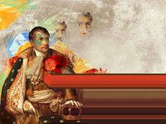 Napoleon 0.5 by obscure design, via Behance