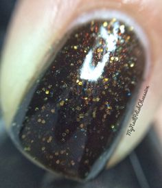 My Nail Polish Obsession: CrowsToes SPAM Post!