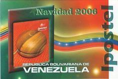 Postal: Yoyo (Venezuela) (Ipostel - Christmas 2006) Col:ve_ipostel_NAV2006_08