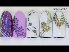 Wszystko o żelach do zdobień Semi Art    Semilac Expert #19    Semilac TV - YouTube