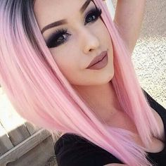 I wish i could have this hair at workkk