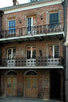 New Orleans home...