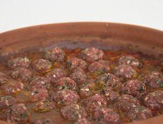 Tajine mit Hackfleisch und Eiern – MAROKKKITCHEN Beef, Food, Super Simple, Ground Meat, Cooking, Recipies, Meat, Essen, Meals
