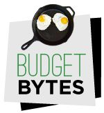 budget bytes. recipes on a budget
