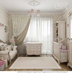 Текстиль в детской для новорожденного