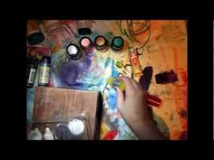Art Journal Supplies 101  -  Part 2 (of 2) a great video explaining the media used, a few comparisons, techniques & traits - usage info is very helpful. Part 2 covers Pencils, Pens & Inks, Sprays, Specialty Paints.