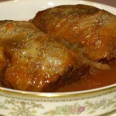 ~ My Mother's Stuffed Cabbage Rolls (Holubki) ~ - Kitchen Encounters
