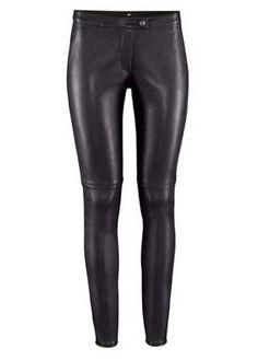 Laconic Low Waist Ankle Length Tight Leggings – teeteecee - fashion in style