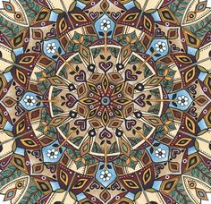 Automotive Car and Motorcycle Fractal Art, Fractals, South African Artists, Kaleidoscopes, Paper Paper, Mandala Art, Colorful Pictures, Sacred Geometry, Textile Design