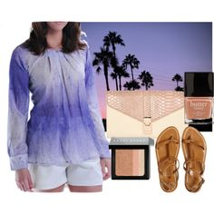 All you need is a splash of lavender and shimmer for a casual night out. Check out our Pleated 'Gili' Lavender Blouse at http://zankhna.com/product/pleated-gili-lavender-blouse/