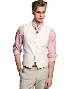 INC International Concepts Vest, Roy Vest - Blazers & Sport Coats - Men - Macy's