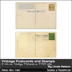 http://pixelberrypie.com/free-download-vintage-postcard-images-and-stamps/