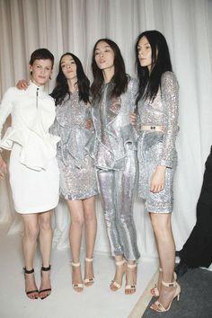 Givenchy Paris Spring 2012