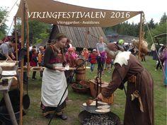 Vikingfestival Avaldsnes. Vikingmarked